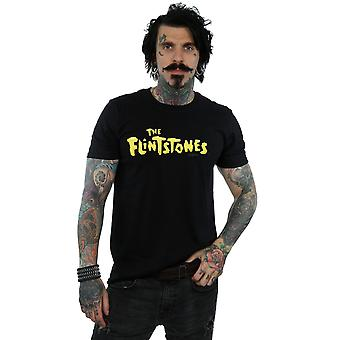 The Flintstones Men's Original Logo Camiseta