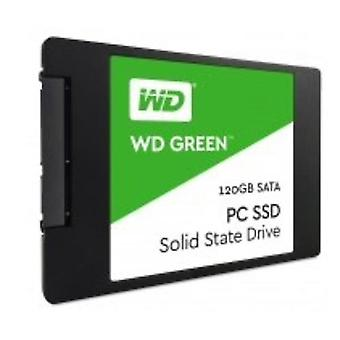 Wd Ssd Green 2 Inches Form Factor Sata Interface 120 Gb Cssd Platform