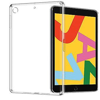 iPad 10.2 2019 TPU Skal - Transparent