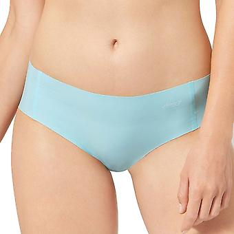 Sloggi Women ZERO Feel Hipster, Soft Turquoise, Small