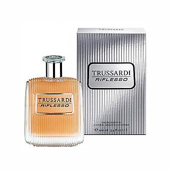Men's Perfume Riflesso Trussardi EDT (100 ml) (100 ml)
