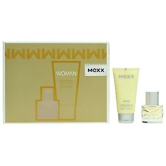 Mexx Woman Gift Set 20ml EDT + 50ml Body Lotion