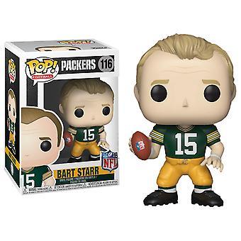 NFL Legends Bart Starr Pop! Vinyl