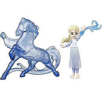 Frozen 2, Cijfers - Elsa en Nokk