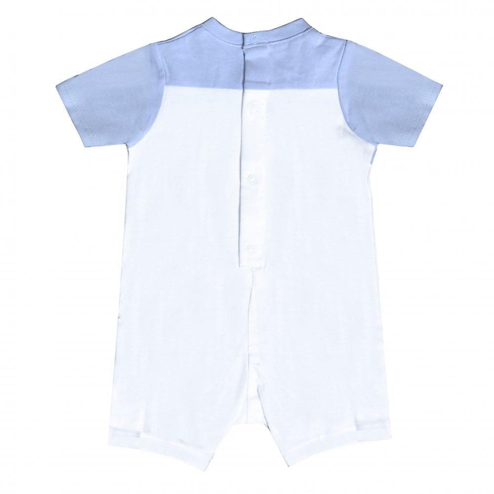 Hugo Boss Boys Hugo Boss Infant Boy's Pale Blue Suit