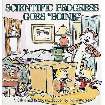 Scientific Progress Goes Boink by Bill Watterson - 9781417642137 Book