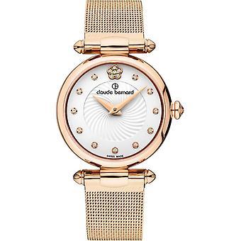 كلود برنارد - ساعة اليد - النساء - قانون اللباس - 20500 37R APR2