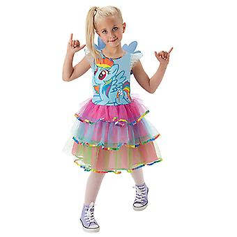 MLP Rainbow dash Deluxe costume my little pony MLP child costume
