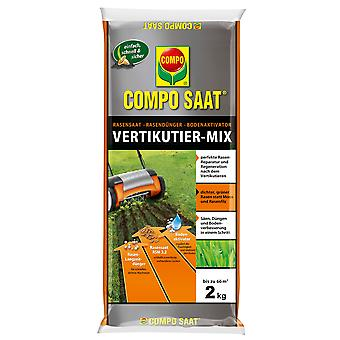 COMPO SAAT® Vertikutier-Mix, 2 kg