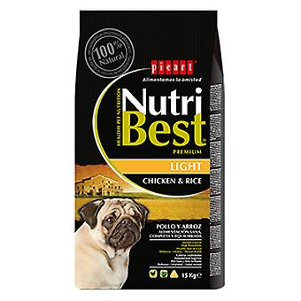 Picart Light NutriBest (Dogs , Dog Food , Dry Food)