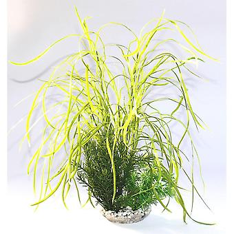 Sydeco Composition Lily (Fish , Decoration , Artificitial Plants)