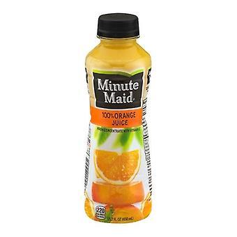 Minute Maid Orangensaft - 341 Ml X 24 Flaschen )
