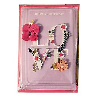 Hallmark Signature Love Craft 3d Mothers Day Card 25519794