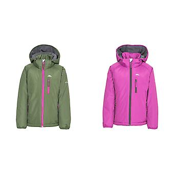 Trespass Childrens Girls Shasta Waterproof Jacket