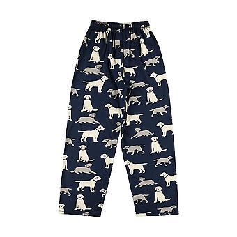 LazyOne Mens Labradors Pyjama Trousers