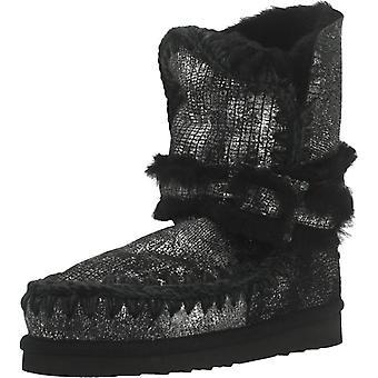 Mou Boots Mou Eskimo Belt Color Gksibk