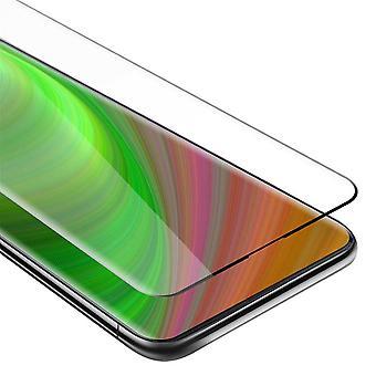 OPPO FIND Xのためのカドラボフルスクリーンタンクホイル - 3Dタッチ互換性を持つ9H硬度の強化ディスプレイ保護ガラス
