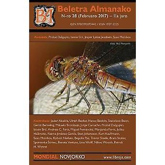 Beletra Almanako 28 BA28  Literaturo en Esperanto by Ertl & Istvan
