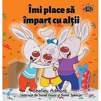 I Love to Share  Romanian Edition by Admont & Shelley