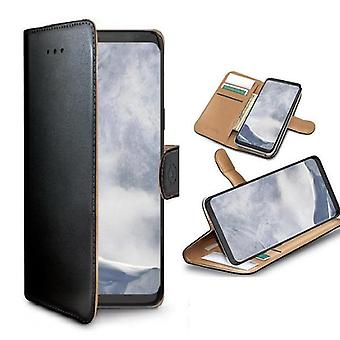 Sony Xperia XZ1 - Celly Wally Mobile Wallet - Sort