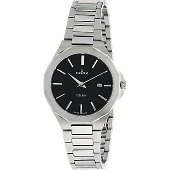Edox - Wristwatch - Women - 57005 3M NIN - Dolphin