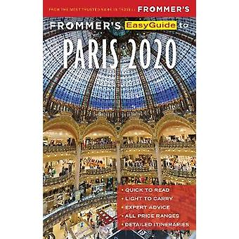 Frommer's EasyGuide to Paris 2020 by Anna E. Brooke - 9781628874662 B