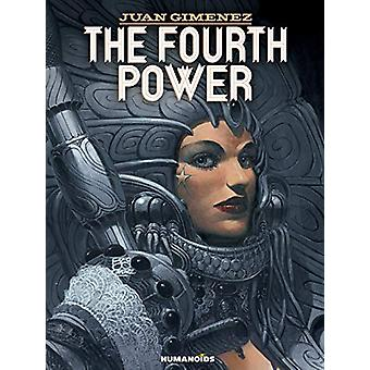 The Fourth Power by Juan Gimenez - 9781643376387 Book