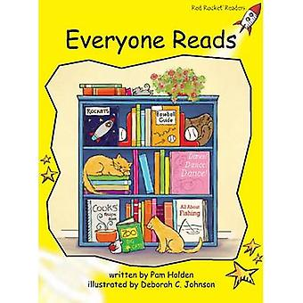 Everyone Reads by Pam Holden - Deborah Johnson - 9781776541621 Book