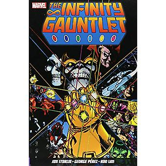 The Infinity Gauntlet by Jim Starlin - 9781846539435 Book