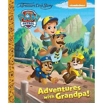 Paw Patrol - Adventures with Grandpa! - 9781910114803 Book