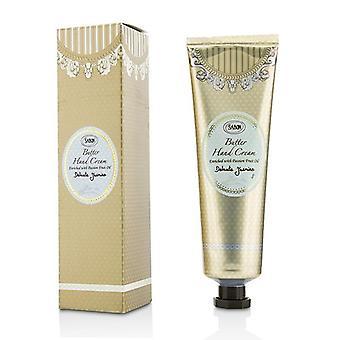 Sabon Butter Hand Cream - Delicate Jasmine - 75ml/2.6oz
