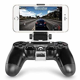 Adjustable bracket for PS4 controller and Android mobile