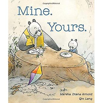 Mine. Yours. by Marsha Diane Arnold - 9781771389198 Book
