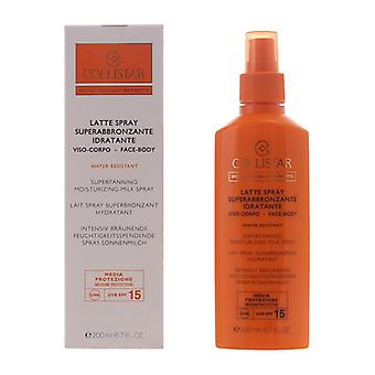 Tanning Spray Perfect Tanning Collistar Spf 15 (200 ml)