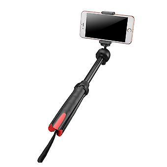 Bakeey portable aluminum compact selfie sticks mini table tripod for mobile phone camera