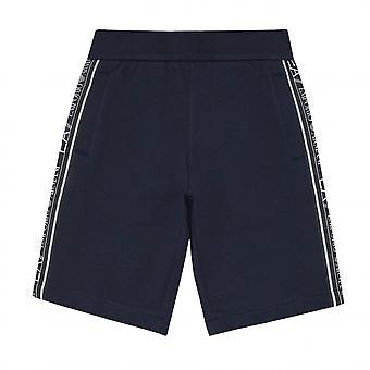 EA7 Boys Boy's EA7 Navy Blue Shorts