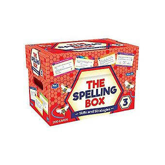 The Spelling Box 3 - Skills and Strategies by Prim-Ed Publishing - 978