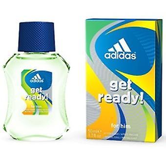 Adidas - Machen Sie sich bereit! Nach Rasur - 50ML