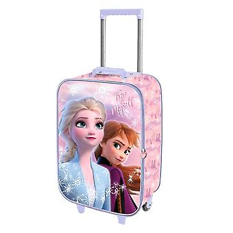 Frozen 2 / Frost 2, Suitcase with 3D motif