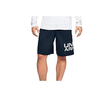 Under Armour Tech Wordmark Shorts 1351653408 running summer men trousers