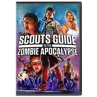 Scouts Guide to the Zombie Apocalypse [DVD] USA import