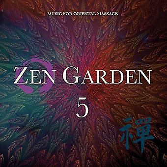 Stuart Michael - Zen Garden 5 (Music for Oriental Massage) [CD] USA import