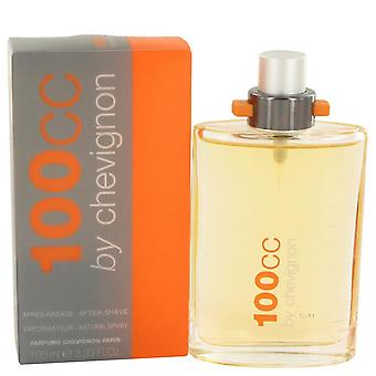 100cc After Shave By Chevignon 3.33 oz After Shave