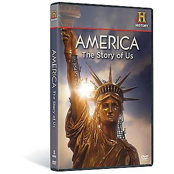Story of Us [DVD] USA Amerika importieren