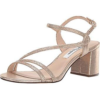 Nina Womens Naura Open Toe Special Occasion Strappy Sandals