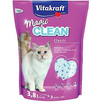 Vitakraft Magic Clean. Silica Beads Cats 7.5 kg