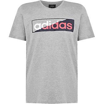 adidas Lineer Rip Erkek Tişörtü