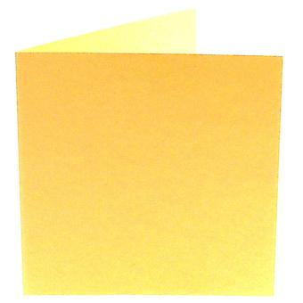 Papicolor Vanille Quadrat Doppelkarten