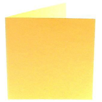 Papicolor Vanille vierkante dubbele kaarten