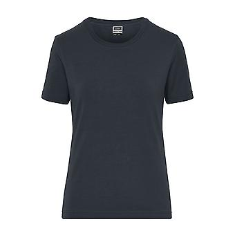 James och Nicholson Womens / Ladies Ekologisk Bomull Stretch T-shirt